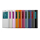 View Window Solid Color Full Body Case for Samsung Galaxy Note 3(Assorted Color)