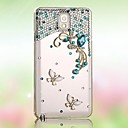Buy Diamond Butterfly Back Cover Case SAMSUNG Galaxy S5 I9600(Assorted Colors)