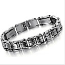 Z&X®  Men's Fashion Personality Bicycle Chain Titanium Steel Bracelet