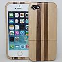 asunto madera protector para iphone 5g
