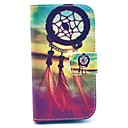 Dream Catcher Pattern PU Leather Cover Case with Stand for Samsung Galaxy Ace 3 S7272/S7275