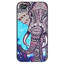 Buy Elephant Starry Sky Pattern PC Hard Back Cover Case iPhone 4/4S
