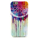 Buy Colorful Tears Pattern Silicone Soft Cover Mini Diaplay Stand iPhone 6/6S