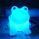 žába rotocast barvy měnící noční osvětlení