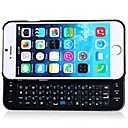Protective PC Material Case with Built-in Sliding Backlit Wireless Bluetooth Keyboard for iPhone 6 (Assorted Colors)