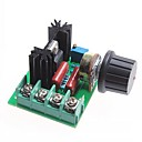 Buy 2000W SCR Voltage Regulator Module / Dimming Motor Speed Controller Thermostat