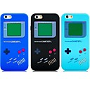 Retro Game Console Shape Design Silicone Soft Case for iPhone 6/6S (Assorted Colors)