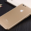 Pure Color Metal mobile Phone Shell iPhone6 Following From 4.7 Inches (Assorted Colors)