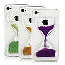 Virtaava Hourglass Pattern takakannen iPhone5/5S (Assorted Color)