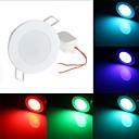 3 Loftslamper (RGB , Dæmpbar/Remote-kontrolleret/Dekorativ) 200-250 lm- AC 85-265