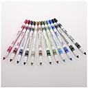 12pcs stylo ombre eyeliner maquillage pour les yeux cosmétique multi-fonction
