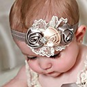 1pc European Children Elastic Rose Headband