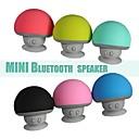 Portable Creative Small Mushroom Style Mini Bluetooth 3.0+EDR Speaker (Color Assorted)