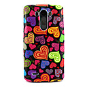 Colourful Heart TPU Soft Case Cover for LG G3