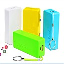 5600mAh Portable Polymeride Power Bank for iphone 6/6 plus/5/5S/Samsung S4/S5/Note2 (Assorted Colors)