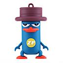 ZP Cartoon Platypus Character 16GB USB Flash Drive
