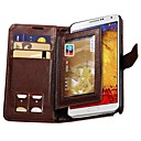 Super Wallet PU Leather Case For Samsung Galaxy Note 3 III N9000(Assorted Color)
