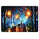 Buy Oil Painting Lovers Rain Design Full-Body Protective Plastic Case 11-inch/13-inch New Mac Book Air