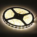 5m 300x3528 SMD ciepłe białe światło lampy LED taśmy (12v)