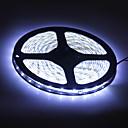 vandtæt 5m 300x3528 SMD hvidt lys LED strip lampe (12v)