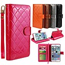 Buy High-End Multi-Functional Wallet PU Leather Cover Stand Card Slot iPhone 6 (Assorted Colors)