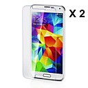 Ultra Thin Explosion-proof Tempered Glass Screen Protector for Samsung Galaxy S5 I9600(2PCS)