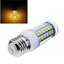 1 pcs E27 18W 56X SMD 5730 1344LM 2800-3500/6000-6500K Warm White/Cool White Corn Bulbs AC 220V