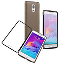 Samsung Handy - Samsung Galaxy Note 4 - Hüllen (Full Body) - Spezielles Design ( Multi-color , TPU )