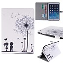Dandelion and the Design of Lovers PU Leather Full Body Case for iPad Air
