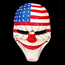 Payday 2 Dallas Resin Mask for Halloween  Party(1 Pc)