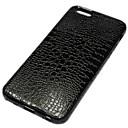 Crocodile Leather Protective Shell Case for iPhone 6(Assorted Color)