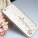 Outro/Ultra Slim/Doce/Flor/Garota Linda - iPhone 6 Branco , PVC )