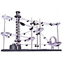 Buy SpaceRail Level 1 Rail 5000mm DIY Spacewarp Erector Set Building Kit Educational Roller Coaster Toys