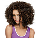 Buy Short Natual Black Synthetic Wigs Curly