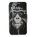 Buy Huawei Case / P8 Lite Card Holder Flip Full Body Animal Hard PU Leather HuaweiHuawei P7