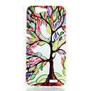 Buy Colored Trees Pattern Transparent Frosted PC Material Phone Case Huawei Ascend G7