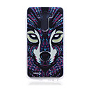 Buy Wolf Pattern TPU Soft Back Cover Case LG G3