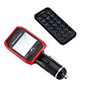 apexel st701d 1.4inch lcd drejelig fjernbetjening bil mp3-afspiller usb trådløs FM-sender