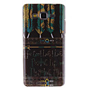 Buy Samsung Galaxy Case Pattern Back Cover Feathers TPU Grand Prime