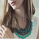 Buy Necklace Statement Necklaces Jewelry Wedding / Party Daily Casual Fashion Alloy Gold 1pc Gift