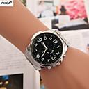 Buy Men'S High-Grade Marble Mirror Ladies Leisure Quartz Watch Set Auger Pure Bracelet Cool Unique Fashion