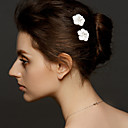Buy Women's Alloy Headpiece-Wedding Special Occasion Hair Pin 2 Pieces