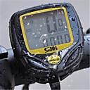 WEST BIKING® Cycling Accessories Waterproof Stopwatch Multifunctions Bike Computer BicycleOdometer Speedometer