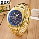 Men's Fashion Sport Quartz  Steel Belt Watch(Assorted Colors)