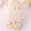 Buy Samsung Galaxy Case Card Holder / Rhinestone Stand Flip Full Body 3D Cartoon PU Leather SamsungTrend Duos Trend