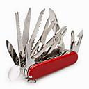 muoti ruostumaton teräs jakoavain / veitset / plier / kynsiviila Monitoimityökalut ulkoilu / retkeily / matkailu / yhdistetty