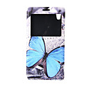 Buy Sony Case Stand / Windows Flip Full Body Butterfly Hard PU Leather SonySony Xperia Z3 Compact