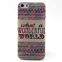 Buy Stripe Pattern TPU Material Soft Phone Case iPhone 5/5S