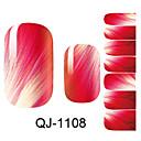 14.5*7.5*0.1 - Λουλούδι/Lovely - 3D Αυτοκόλλητα Νυχιών - από Άλλα - για Δάχτυλο