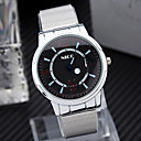 Buy Men'S Watch Simple Cool Watches Fishtion Belt Alloy Wrist Unique